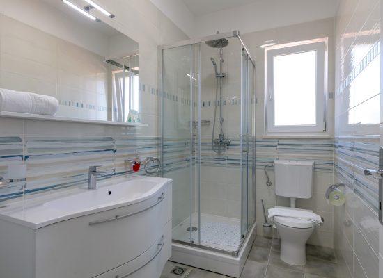 Bathroom in Villa Makarac